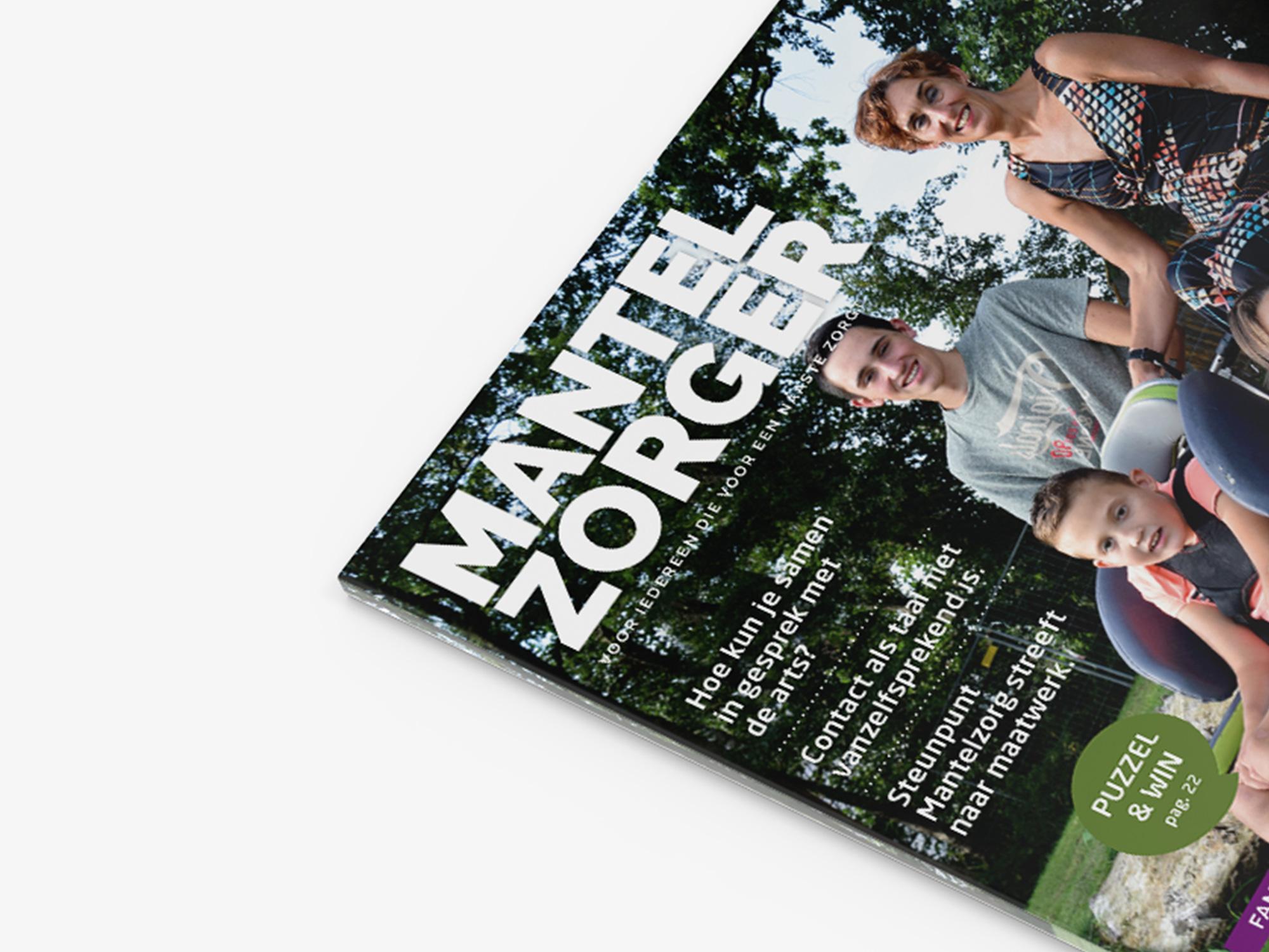 Magazine opmaak – Welzijn Barneveld
