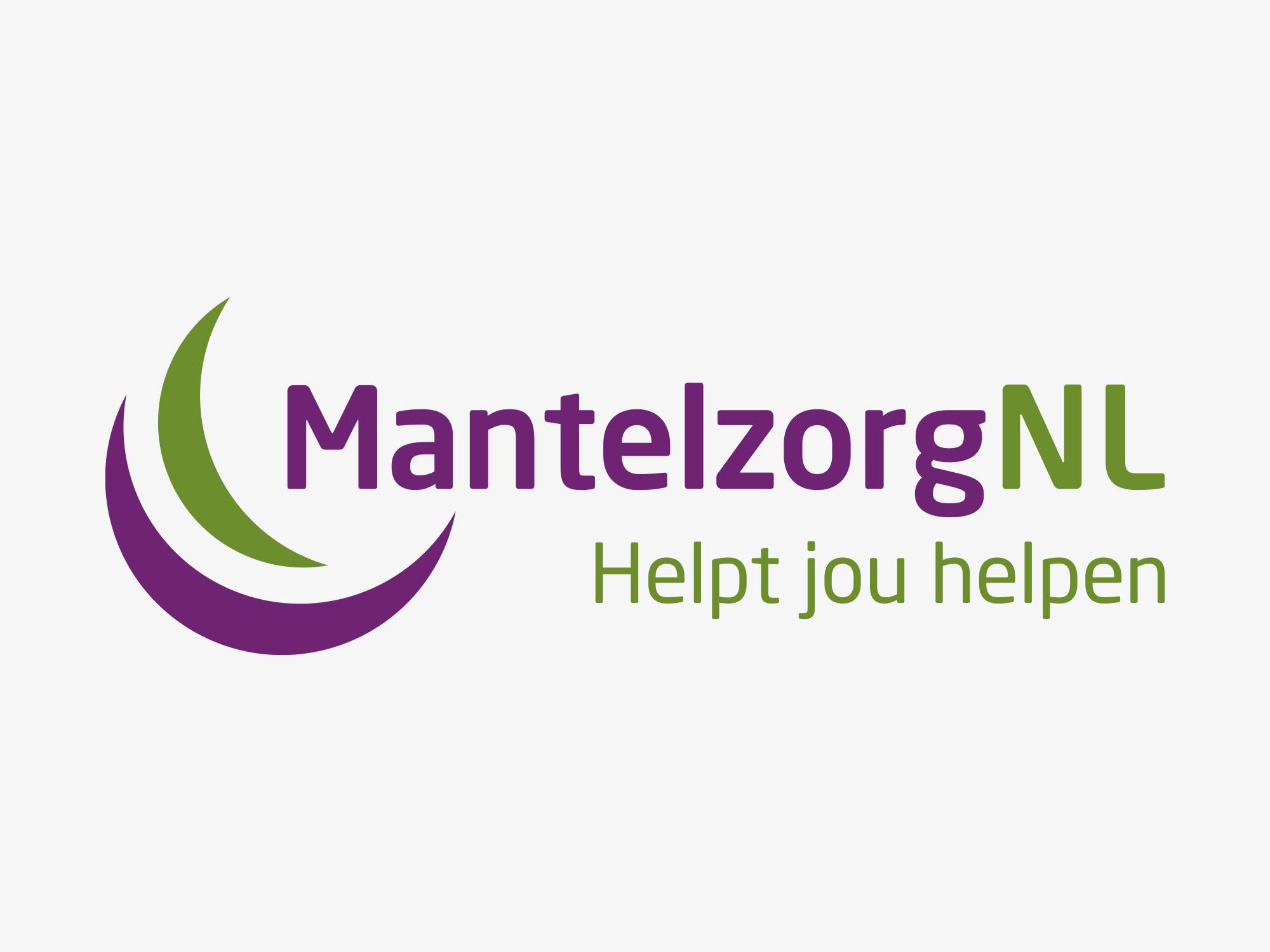ontwerp logo en huisstijl MantelzorgNL