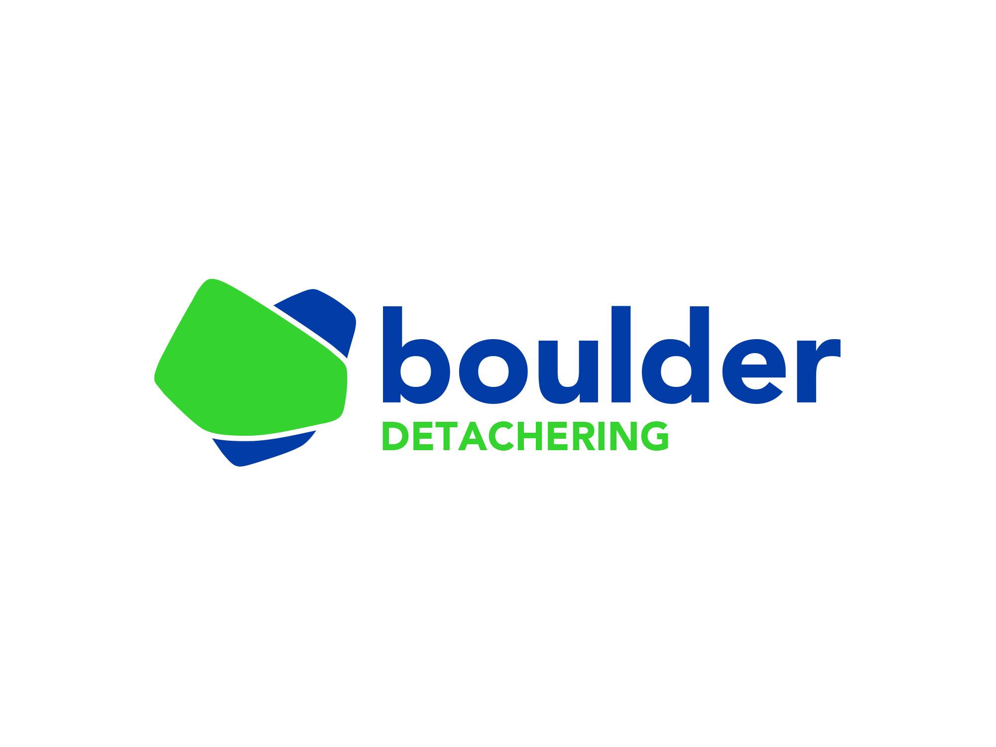 Boulder detachering