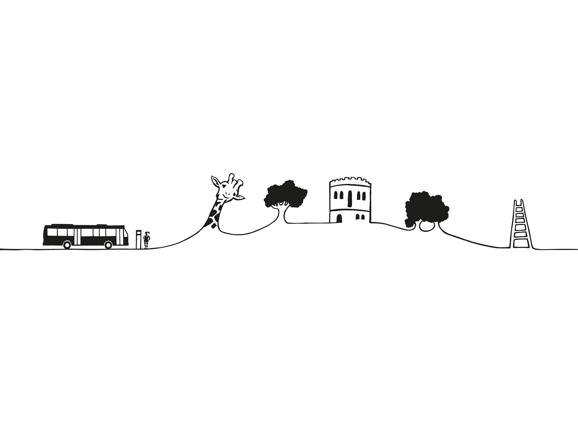ontwerp bushokje gemeente Amersfoort