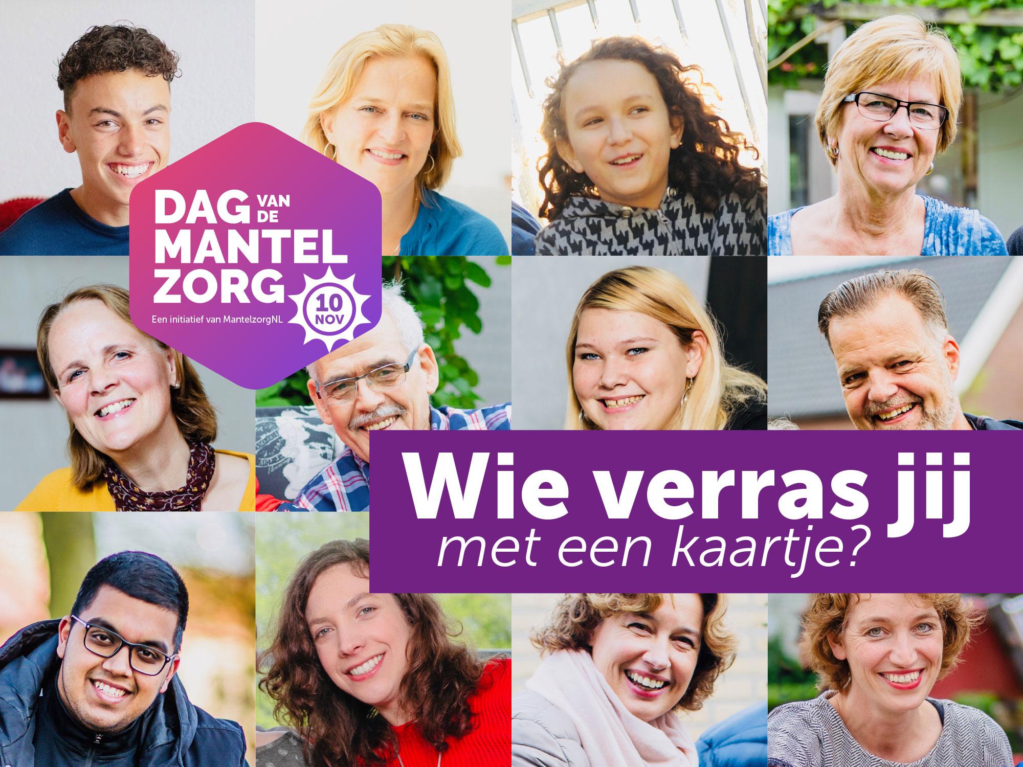 Campagne – Dag van de Mantelzorg 2019