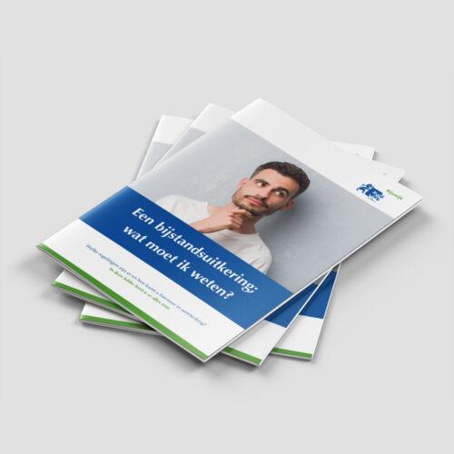 brochure bijstand Gemeente Rijswijk